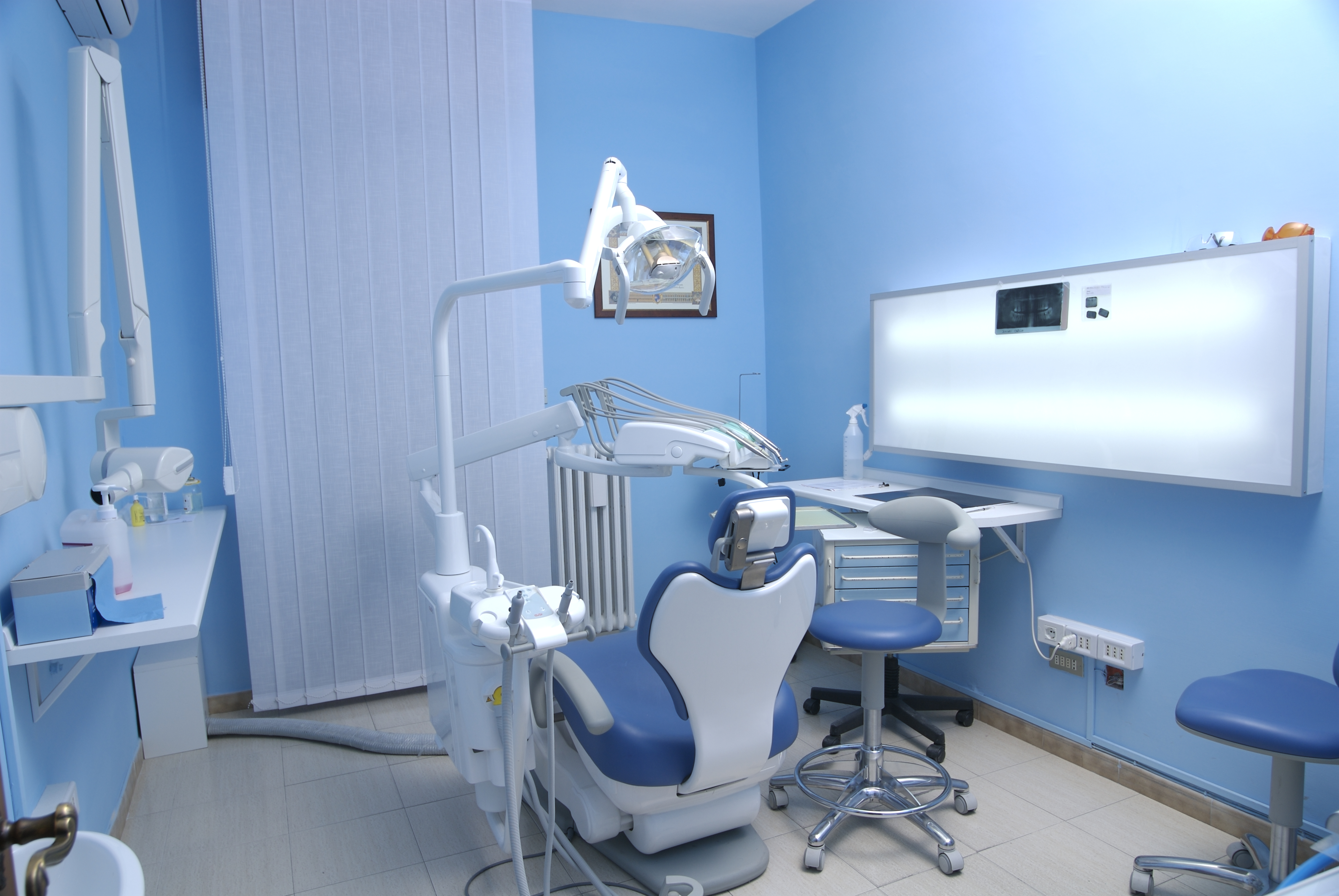 Dental Patient Room